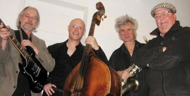 kronick-quartet