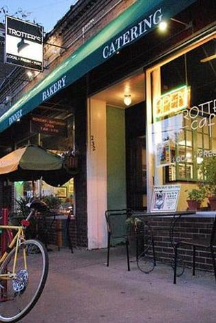 trotter's-cafe