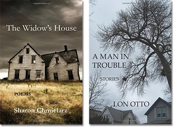 A-Widows-House-A-Man-In-Trouble-covers
