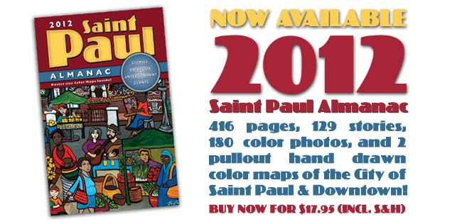 Buy the 2012 Almanac now in our Online Store