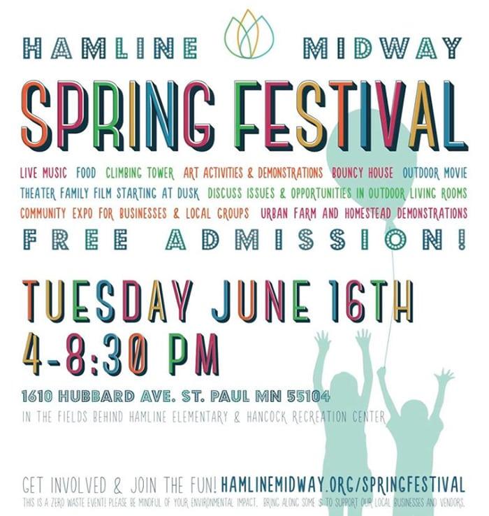 Hamline-U-Spring-Festival