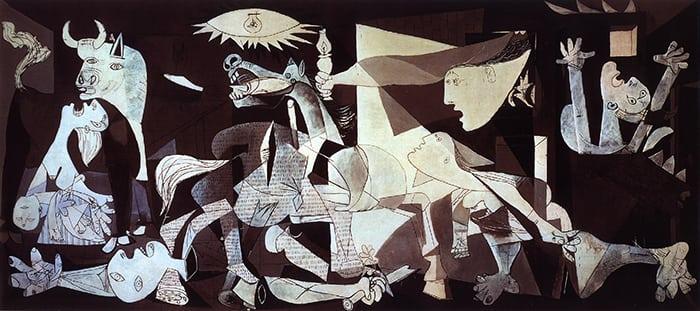 Pablo Picasso Guernica 1937