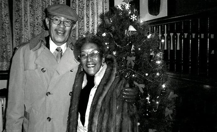 Arthur and Katie McWatt, Photo courtesy Anura Si-Asar