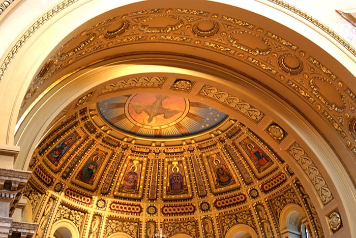 The Interior of the Cathedral of Saint Paul © Amber Michel /AAphotographyinMN.com