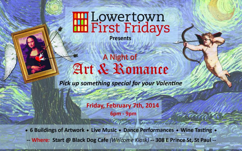 lowertown-first-friday