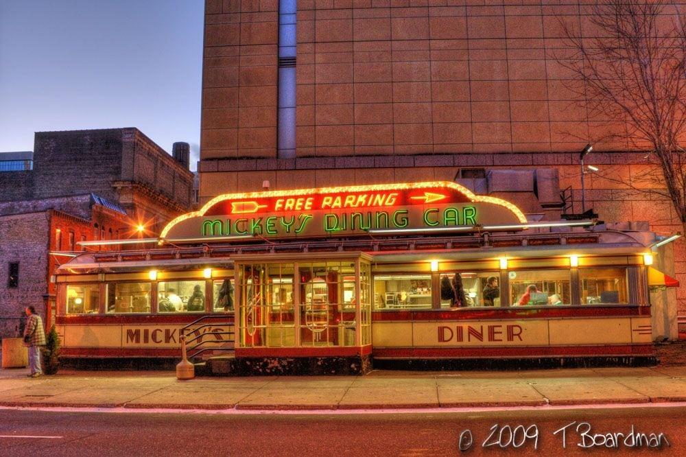 Mickey S Diner Saint Paul Almanac