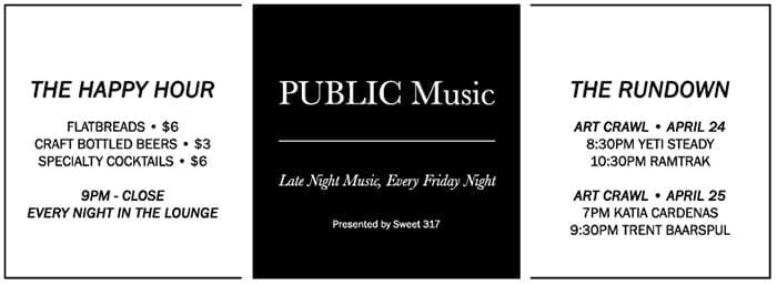 public-music