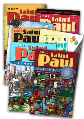 saint-paul-almanac-archive